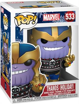 POP! Marvel: Holiday Thanos