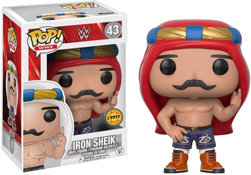 POP: WWE: Iron Sheik Old School (Chase)