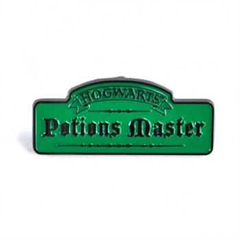 Harry Potter Pin Badge (Potions Master)