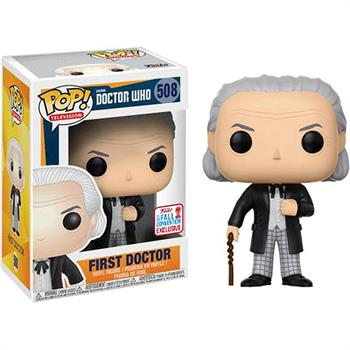 POP: Doctor Who: First Doctor NYCC