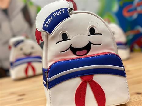 Loungefly: Ghostbusters Stay Puft Mini Backpack