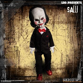 Living Dead Dolls Presents Billy (Saw)