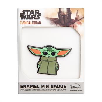 The Mandalorian The Child Enamel Pin Badge