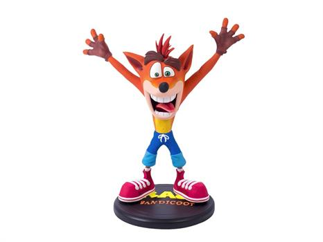 Crash Bandicoot PVC Statue 23cm