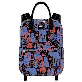 Loungefly: Star Wars Empire 40th Nylon Backpack