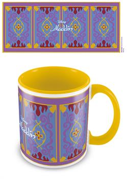 ALADDIN (MAGIC CARPET) YELLOW