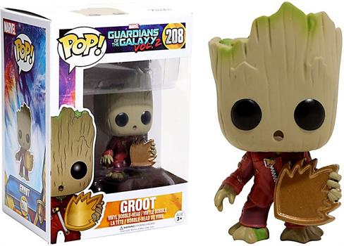 POP! GOTG Vol 2 Groot With Ravager Suit