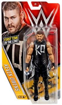 WWE Basic Kevin Owens Action Figure