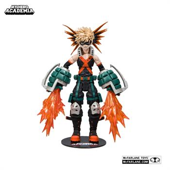 "My Hero Academia 7"" Wave 1 - Bakugo"