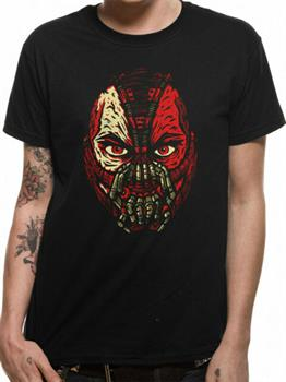The Dark Knight Bane Face S T-Shirt