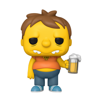POP! The Simpsons Barney Gumble