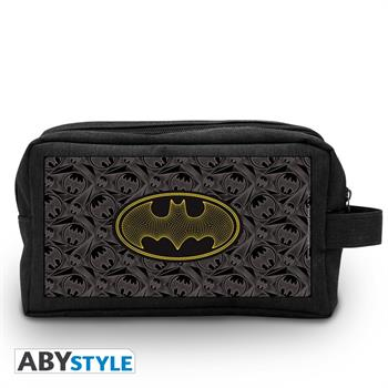 DC Comics - Toiletry Bag Batman Logo