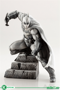 Batman Arkham Series 10th Anniversary Statue