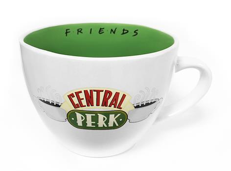 FRIENDS - CENTRAL PERK COFFEE CUP