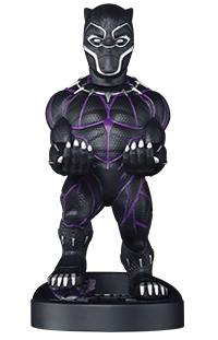 Cable Guy Phone & Controller Holder Black Panther