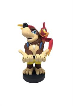 Cable Guy Phone & Controller Holder Banjo Kazooie