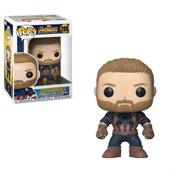 POP: Marvel: Infinity War: Captain America