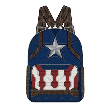 Loungefly: Captain America End Game Hero Backpack