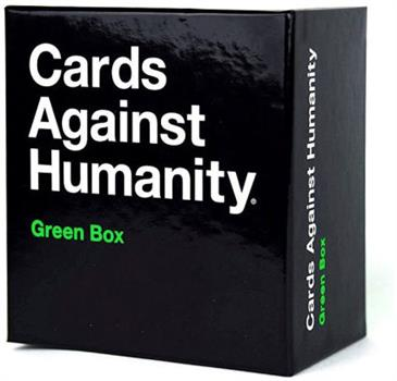 Cards Against Humanity: The Green Box Expansion