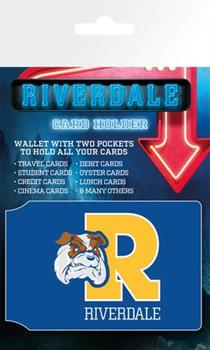 Riverdale High School Card Holder