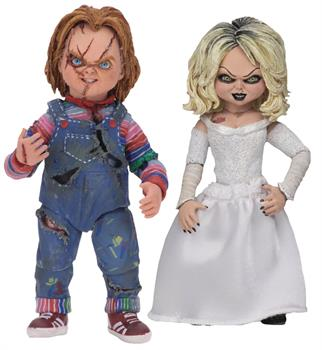 "Chucky & Tiffany Ultimate 2-Pack 7"" Action Figures"