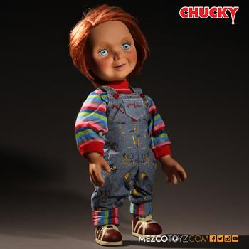 "Child's Play - Nice Chucky 15"" Talking Doll"