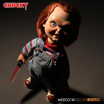 "Child's Play - Evil Chucky 15"" Talking Doll"