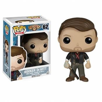 POP: Bioshock: Booker DeWitt