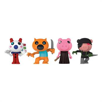 Piggy Collectable Figure Pack