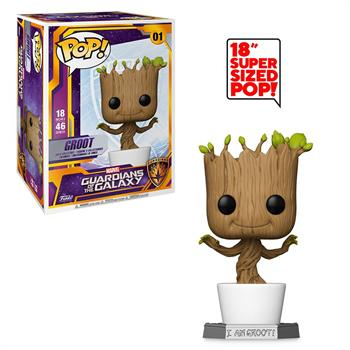 "POP Marvel: GOTG- 18"" Dancing Groot"