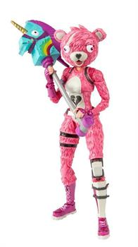"Fortnite Cuddle Team Leader 7"" Action Figure"