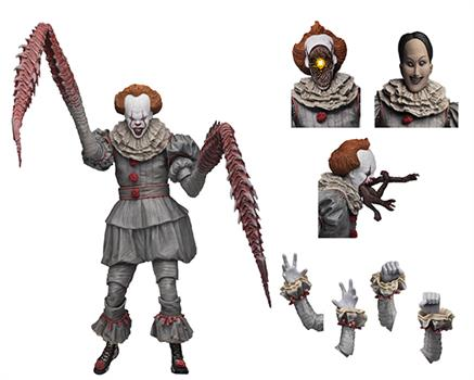 "7"" Pennywise Ultimate Dancing Clown"