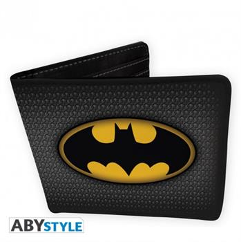 Batman Suit PVC Wallet