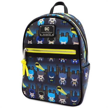 Loungefly: Batman Faux Leather Mini Backpack