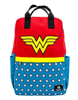Loungefly:Wonder Woman Vintage Square Backpack