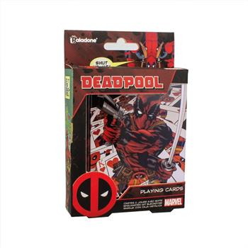 Deadpool Playing Cards