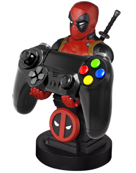 Cable Guy Phone & Controller Holder - Deadpool