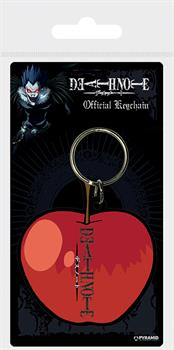 DEATH NOTE (APPLE) KEYCHAIN