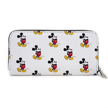 Loungefly Mickey Mouse Zip Around Wallet