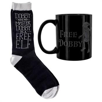 Dobby Mug and Socks Set