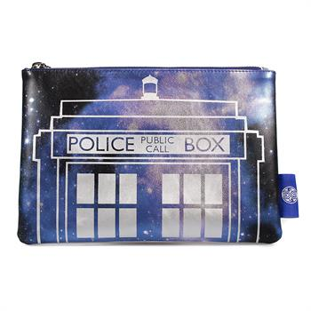 Cosmetic Bag - Doctor Who (Galaxy)