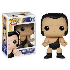 POP: WWE: Andre the Giant