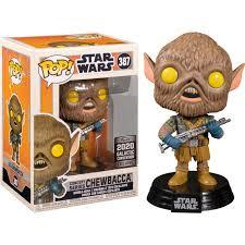 POP! Star Wars Concept Series Chewbacca
