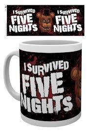 Five Nights at Freddy's I Survived