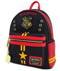Loungefly: Harry Potter Faux Leather Mini Backpack