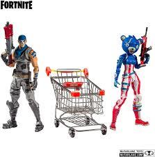 Fortnite Shopping Cart Pack