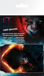 IT Chapter 2 Pennywise Card Holder