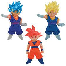 Dragonball Super Collectible Mini Figure