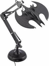 Batwing Posable Desk Light BDP