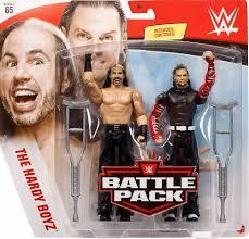 WWE Series 65 Battle Pack: The Hardy Boys